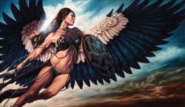 Athena by Michael-C-Hayes