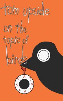 Book Cover - On the Topic of Birds by The-Chosen-Millenium
