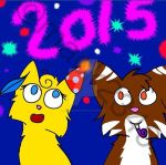 Happy new years by mack2349