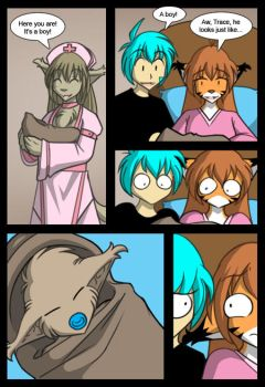 Flora's Baby by Twokinds
