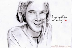 #Pewdiefanart by Cate397