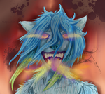 ::.Contest.:: Feel the Anger - Speedpaint by Rapturist
