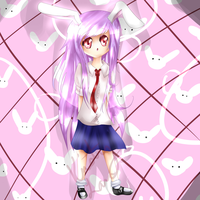 Bunnies are Kawaii Man. by Neko-Pounce