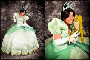 Tiana - The Princess and the Frog by Neferet-Cosplay
