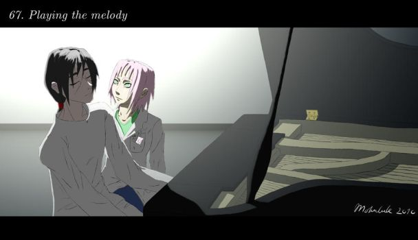 067 - Playing the Melody by Mokulule