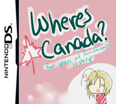Wheres Canada - The game by Brixyfire