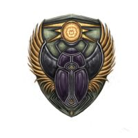 Scarab Shield by Nith47