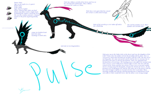 Pulse Reff V.2 by Cheshiretails