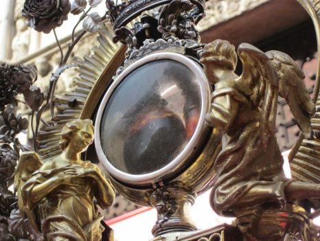The Blood of St. Januarius by Aodhagain