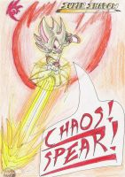 Chaos Spear by GraphiteFalcon