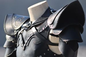 Elf Leather Armor by Artapologia