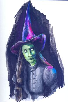 You... have no real power? by elphaba-vs-glinda