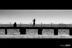 The Pier by NorbertKocsis