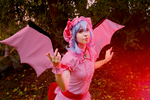 Touhou Project: The Vampire Incident by NexitahInnocentLover