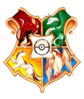 Pokemon Hogwarts Shield