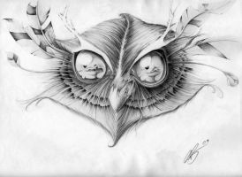 owl by whoiscid
