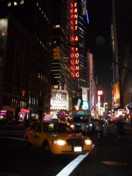 New York City by Katastrophically