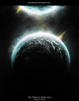 The Planet's Reflection V2 by houndtooth