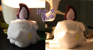 +PlushieAuction+ Litwick.
