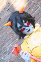 Homestuck - Prospit Dreamer by BernieCOSPLAY