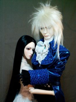 Jareth and Sarah 2 by Arianne023