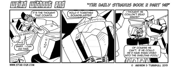 The Daily Straxus Book 2 Part 148 by AndyTurnbull