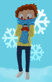 Cold Morty - Pocket Mortys by ILoveMusicSong