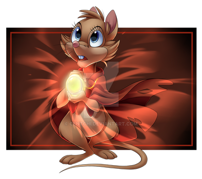 Mrs. Brisby by Centchi