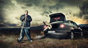 The Undertaker by idaniphotography