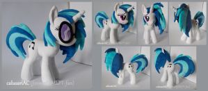 Vinyl Scratch (new pattern!) by calusariAC