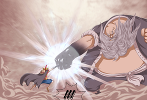 Chapter 716 luffy vs don by ilyesgnei