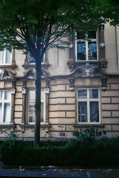 Facades Wehringhausen by Weltraumeule