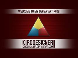 My ID Profile 3 by KiroDesigner