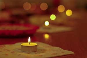 Candle by DIliev