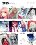Art Summary 2015 by Minzuchi