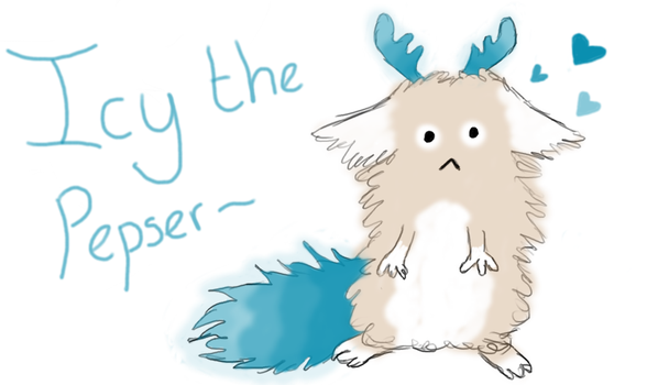 Icy the Pepser by Falynnn