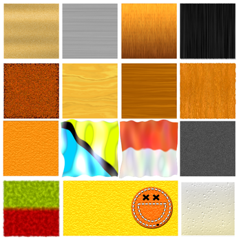 Inkscape Surface Filters by Irzun