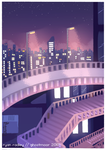 Cityscape by reckingstacks