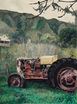 Picton's Tractor by Dreagthe