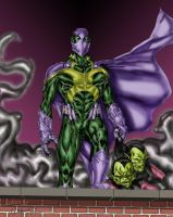 Prowler by Spiderguile by Walfiend2