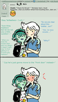 Genderbutt Question 1: No more Tailfeathers? by Ask-MusicPrincess3rd