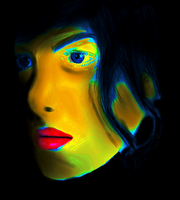 Psychedelic  Sue by StaticRed