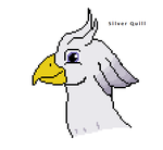 Silver Quill by Gojilion91