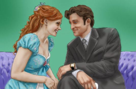 Giselle and Robert by Enchanted-Club