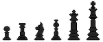 Chess Divider Black 2 by zneakii