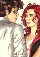 Misery: Lily and James by perfect-fairytale