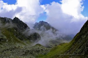 Fagaras Mountains by inocent