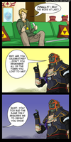 Unfair Rivalry by Lethalityrush