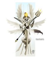 Heavenly Host by Vincent-Covielloart