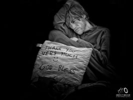 Homeless Not Hopeless XXIV by MikeFShaw